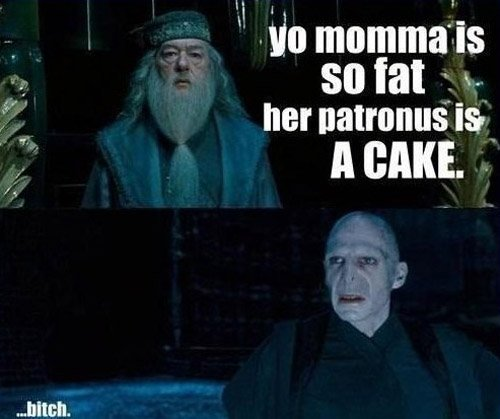 Dumby-Voldy Battle