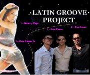 l'album arrive bientot  LATIN GROOVE PROJECT         du nouveaux sur la planette!!!!!!