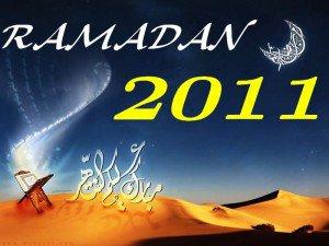A l'approche du Ramadan, voilà un petit rappel :
