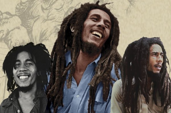 « Combat le diable avec cette chose que l'on appelle l'amour. » - Bob Marley