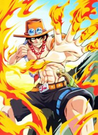 personnages one piece ace