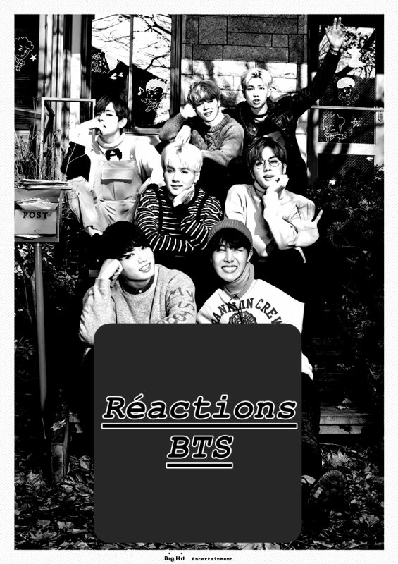 Bienvenue sur BTS-Reaction