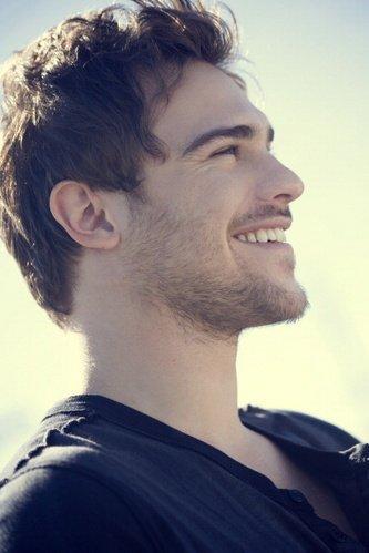 Bonjour avec le sourire