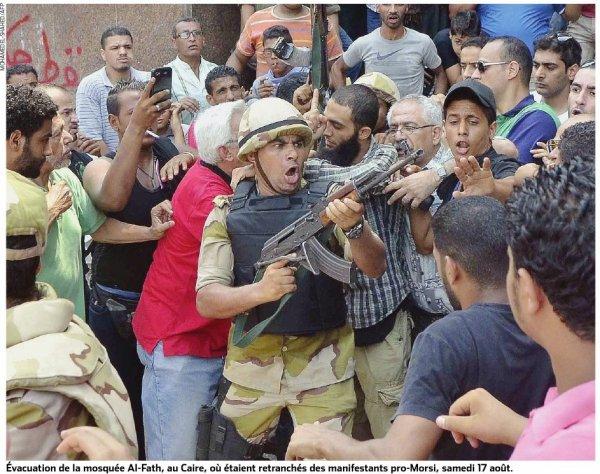 Egypte, le rejet des Frères musulmans