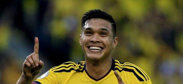 Equipe de Colombie  8ème de finale : 28 juin 22h. Colombie Uruguay 2- 0