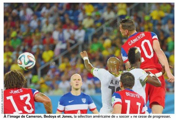 Les États-Unis, puissance émergente du football