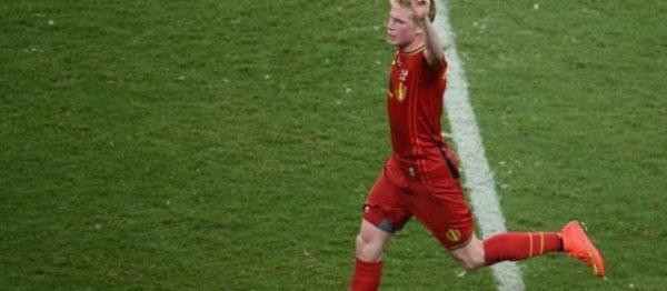 Belgique-USA,  Belgique Argentine 5 juillet 2014