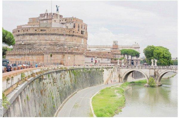 Rome, ville d'eau