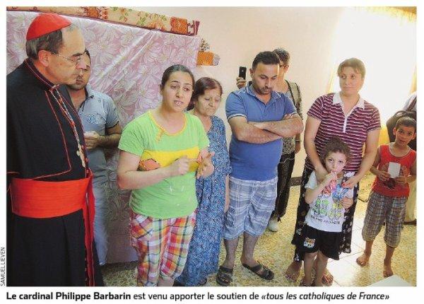 Le fragile sursis des chrétiens d'Irak