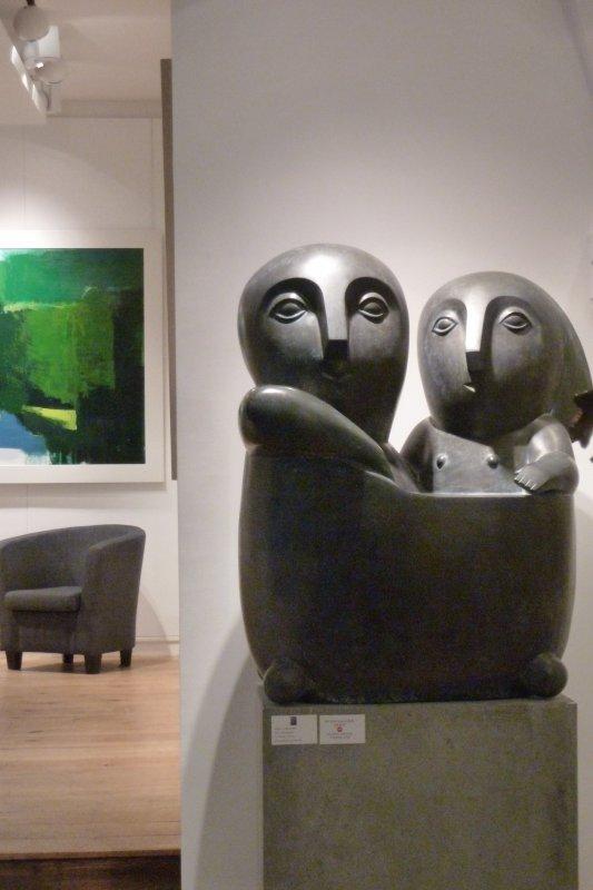 Paris : Galeries de la place des Vosges