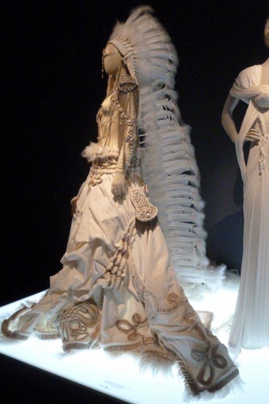 Jean Paul Gaultier,  exposition Grand Palais 2015  1er avril 3 août 2015