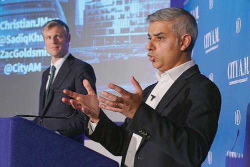 Un duel haut en couleur  pour la mairie de Londres