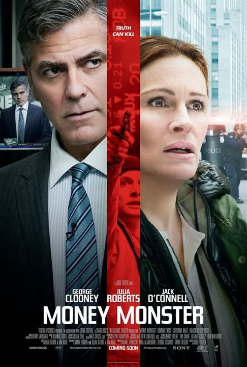 Money Monster *** Jodie Foster Film américain – 1 h 40