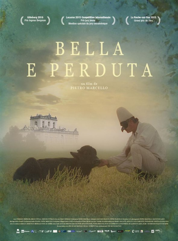 Bella e perduta *** De Pietro Marcello Docufiction francoitalien – 1 h 27
