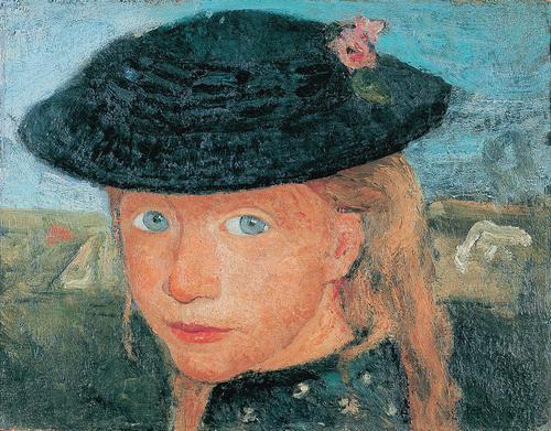 Paula Modersohn-Becker, l'intensité d'un regard Musée d'art moderne de la Ville de Paris