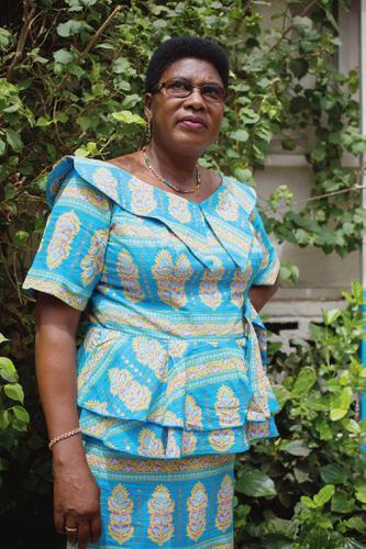 Martine Somda, une Africaine face au sida