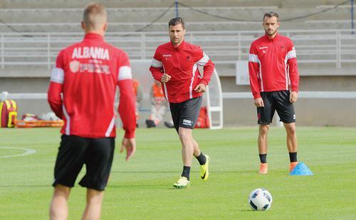 Les Albanais, ambassadeurs de leur petite nation sportive