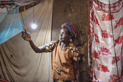 Lumière pour l'Afrique