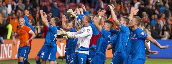 Le conte de fées islandais continue