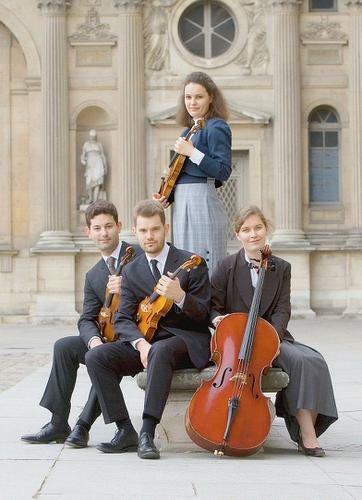 Le Quatuor Girard agrandit la famille de Meslay