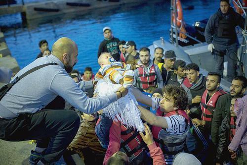 Quatre générations de réfugiés