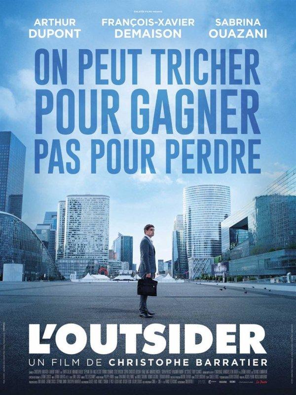 L'Outsider *** de Christophe Barratier Film français, 1 h 57