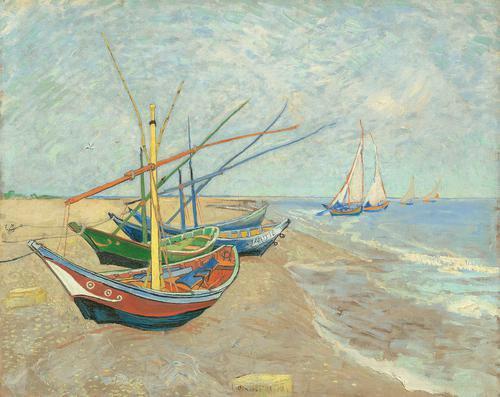 Van Gogh de retour à Arles. Exposition  jusqu'au 11 septembre 2016.