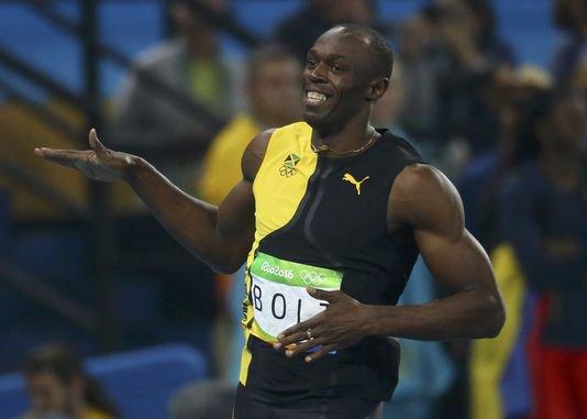 Usain Bolt 100 m