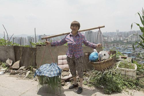 Chongqing se rêve en « ville-campagne