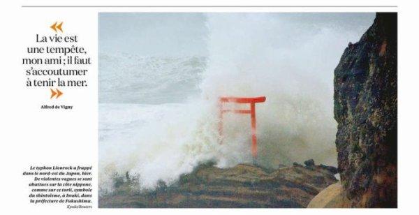 La vie est une tempête