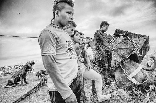 La délicate réinsertion des enfants-soldats colombiens