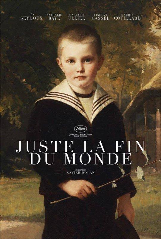 Juste la fin du monde **** de Xavier Dolan Film franco-canadien – 1 h 35