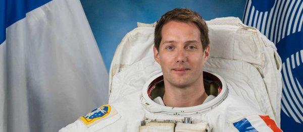 Thomas Pesquet astronaute