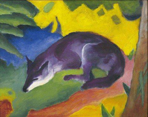 A Bâle, la chevauchée fantastique de Kandinsky et Franz Marc