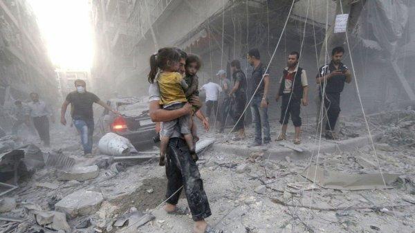 Pourquoi l'ONU ne peut-elle rien faire en Syrie ?