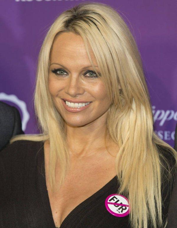 Julien Doré en couple avec Pamela Anderson