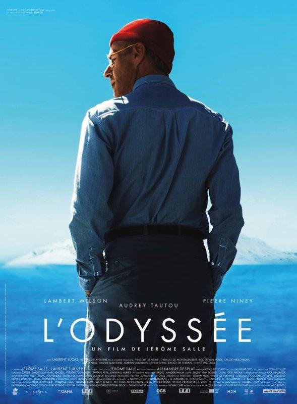 L'Odyssée de Jérôme Salle  Film français, 2 h 02