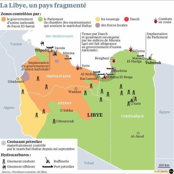Libye, un chaos sans fin