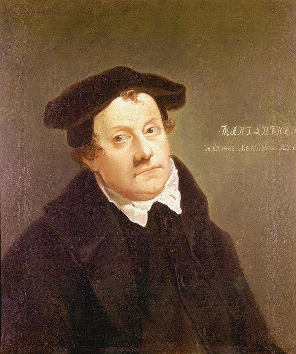Luther, un réformateur et un guide spirituel