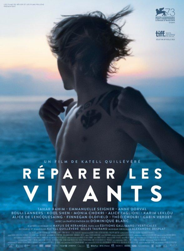 Réparer les vivants *** de Katell Quillévéré Film français, 1 h 43 sortie 2 nov. 2016