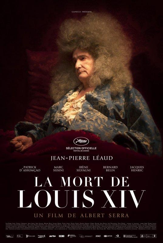 La Mort de Louis XIV *** d'Albert Serra Film français, 1 h 45