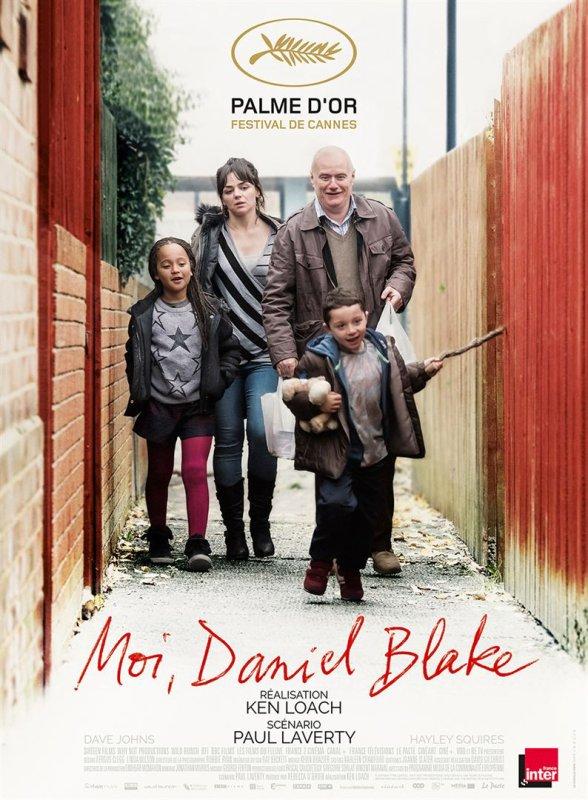 Moi, Daniel Blake **** de Ken Loach Film anglais – 1 h 37