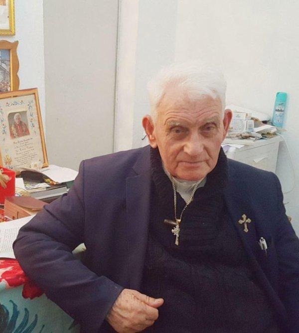 Don Ernest Simoni, cardinal rouge sang. Mgr Mario Zenari nommé cardinal de Syrie