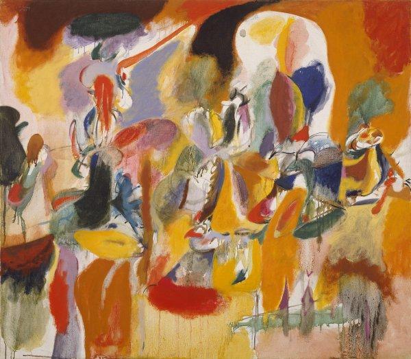 Londres fête les géants de la peinture américaine