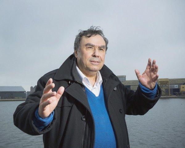 Benjamin Stora, la paix des mémoires