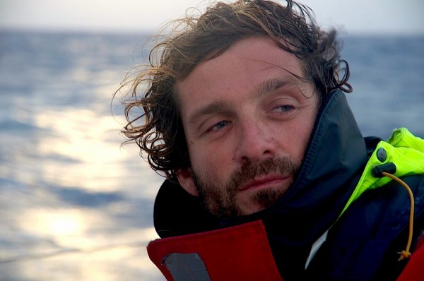 Éric Bellion…skipeur de  COMMEUNSEULHOMME