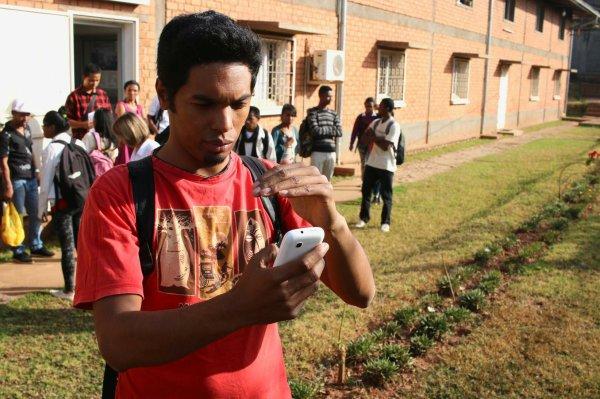 Antananarivo sur le bout des doigts