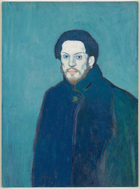 Giacometti-Picasso, une chienne d'amitié
