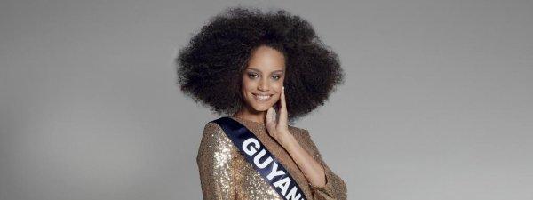 Miss Guyane,  Miss France 2017