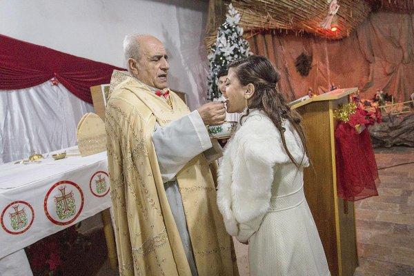 En Syrie, avec l'évêque qui ne veut pas fuir